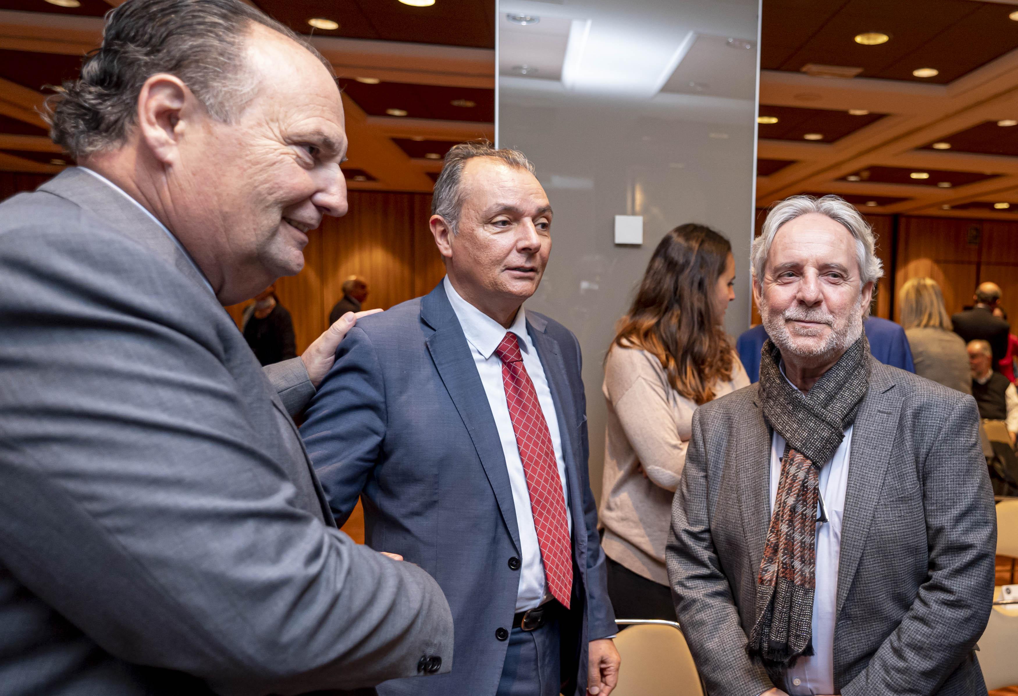 Los directores de medios valencianos analizan los resultados electorales del 10N XIV