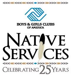 NATIVE SERVICES LOGO - 25Yrs - Clr