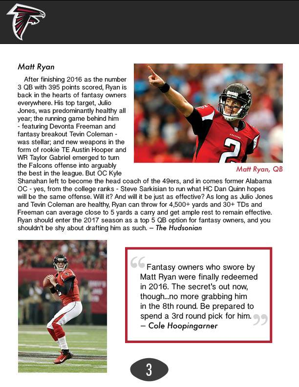 A Look Inside - Atlanta Falcons - 3