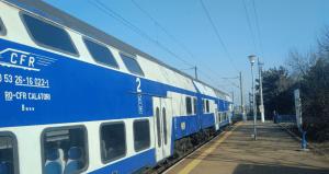 electrocutat pe tren tren metropolitan la București