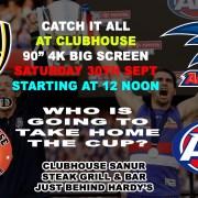 AFl Grand Final 2017 Live Clubhouse Sanur Bali