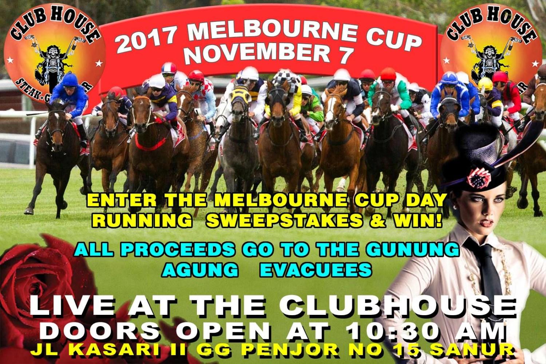 2017 MELBOURNE CUP LIVE CLUBHOUSE SANUR BALI