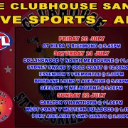 Clubhouse Sanur Sports AFL