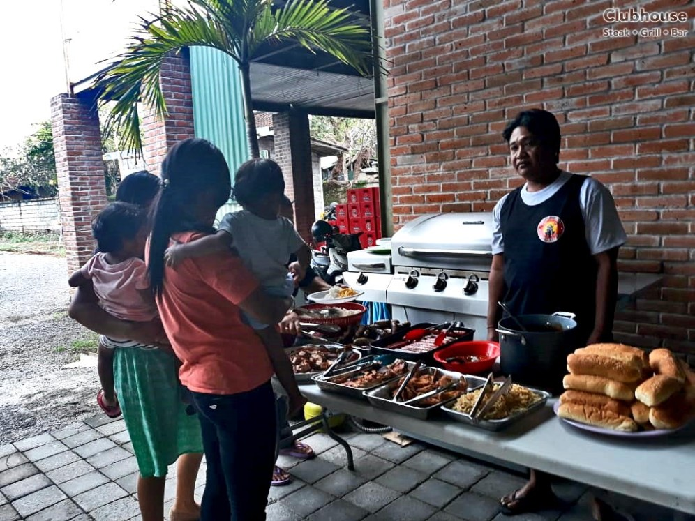 Clubhouse Steak Grill Bar Sanur Bali Kids Charity Lunch 03