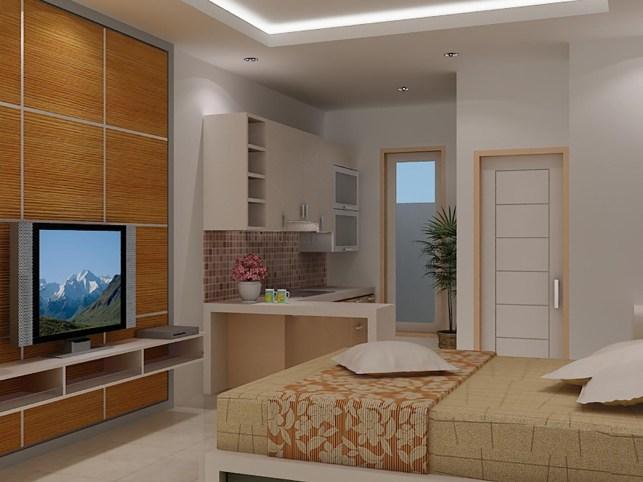 Studio Ground Floor 2 - Clubhouse Bali Condos