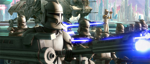 IMAGE: The Clone Wars