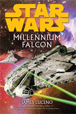 Cover: Millenium Falcon by James Luceno