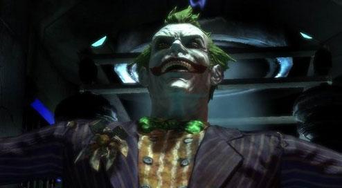 Arkham Asylum\'s Joker