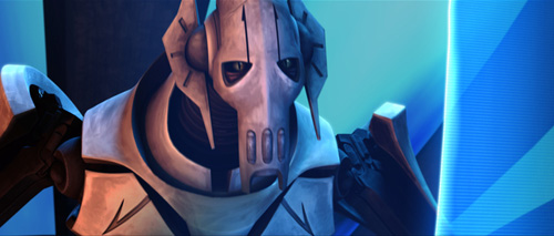 THE CLONE WARS: General Grievous