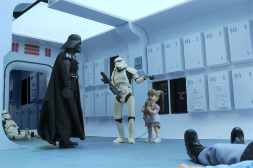 Robot Chicken Star Wars II: Take Your Daughter to Work Day