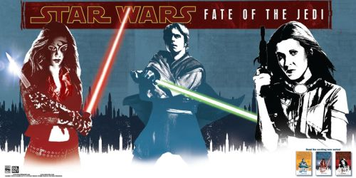 SDCC 'Fate of the Jedi' poster