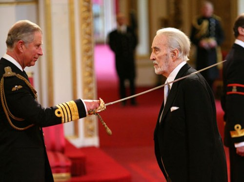 Lee-knighted