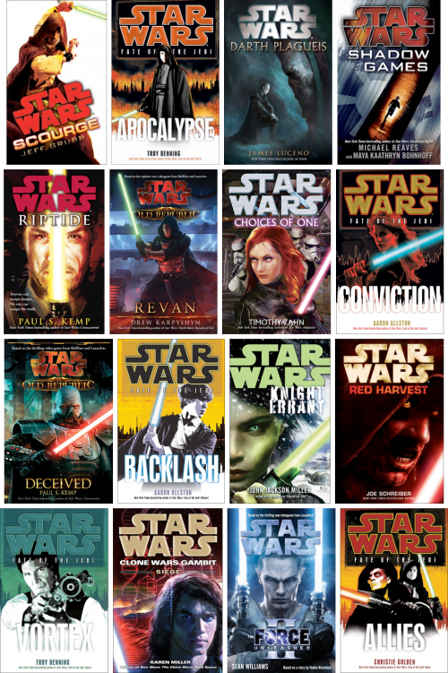 Why do we want more women highlighted in the Expanded Universe? (2/2)