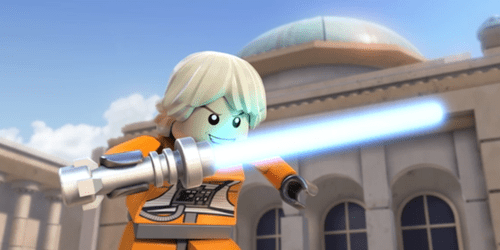 LEGO Star Wars returns to Cartoon Network with The Empire Strikes Out on 9/26