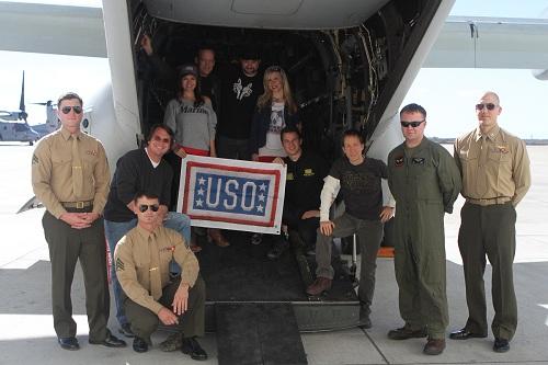 USO TCW Osprey group shot