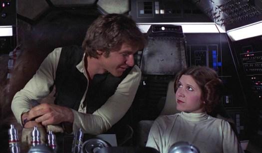 ANH: Han and Leia