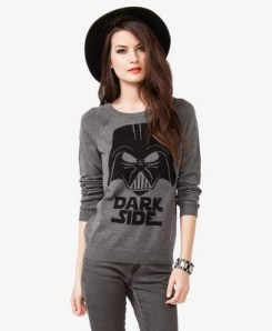 Forever21 Darth Vader sweater