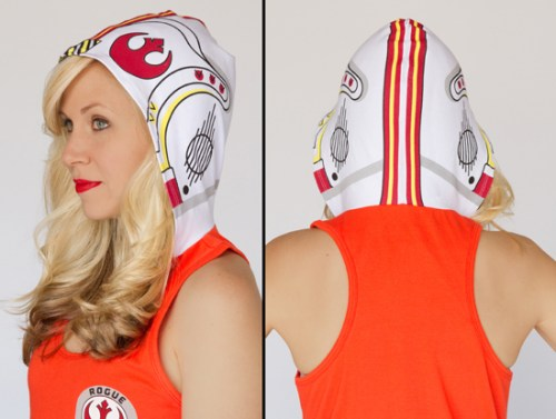 Her Universe X-Wing racer-back tank