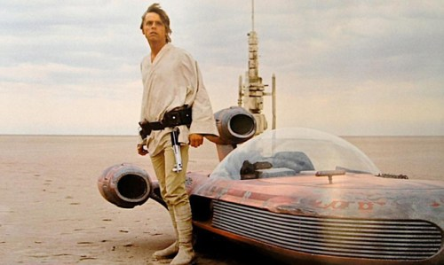Luke in ANH