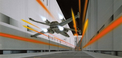 McQarrie X-Wing