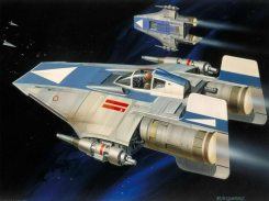 McQuarrie A-Wings
