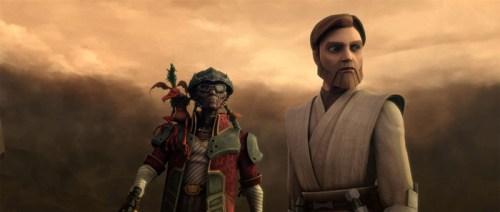 Hondo and Obi-wan