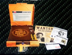 The Bounty Hunter Code - Contents