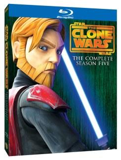 The Clone Wars S5 box set