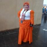 Steampunk Rebel Pilot dress