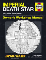 Death Star Owners Technical Manual UK cover