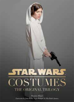 Star Wars Costumes: The Original Trilogy (Mockup cover)