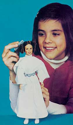 Leia doll (back in the day)