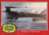 TFA trading card: X-wings