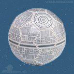 Death Star soccer ball 2.0 (Celebration Anaheim store)