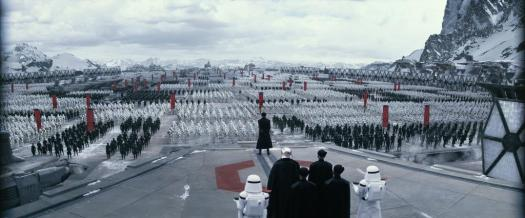 The First Awakens' First Order (@starwars)