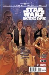 Shattered Empire #1