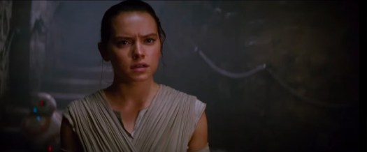 Rey approaches