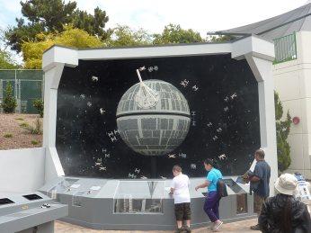 LEGOLAND Death Star