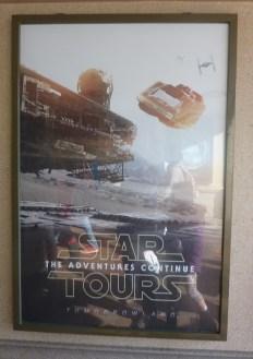 Star Tours now visiting Jakku