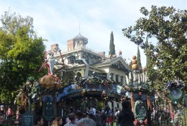 Haunted Mansion - The Nightmare Before Christmas