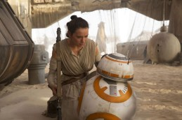 Rey and BB-8 (Rolling Stone)