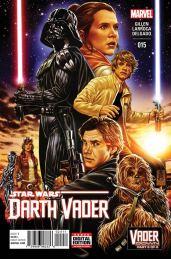 Darth Vader #15 (Vader Down #6)