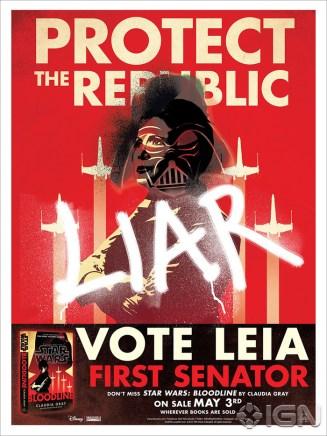 Bloodline poster #4