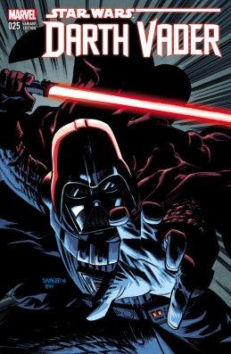 Darth Vader #25 (variant)