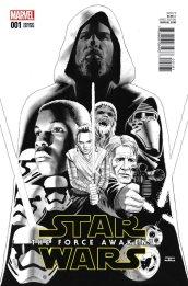 The Force Awakens #1 (variant)