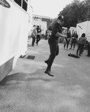 John Boyega wraps