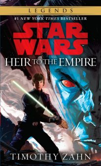 Heir to the Empire (Thrawn Trilogy #1, 2016 cover) by Timothy Zahn