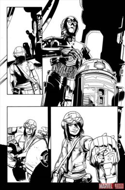 Doctor Aphra #1 (interior)