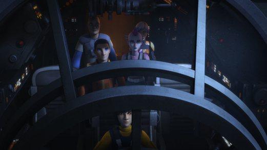 Rebels 307 - Iron Squadron