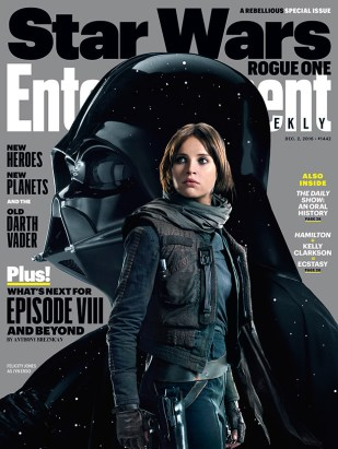 EW's second Rogue One cover (Barnes & Noble exclusive)